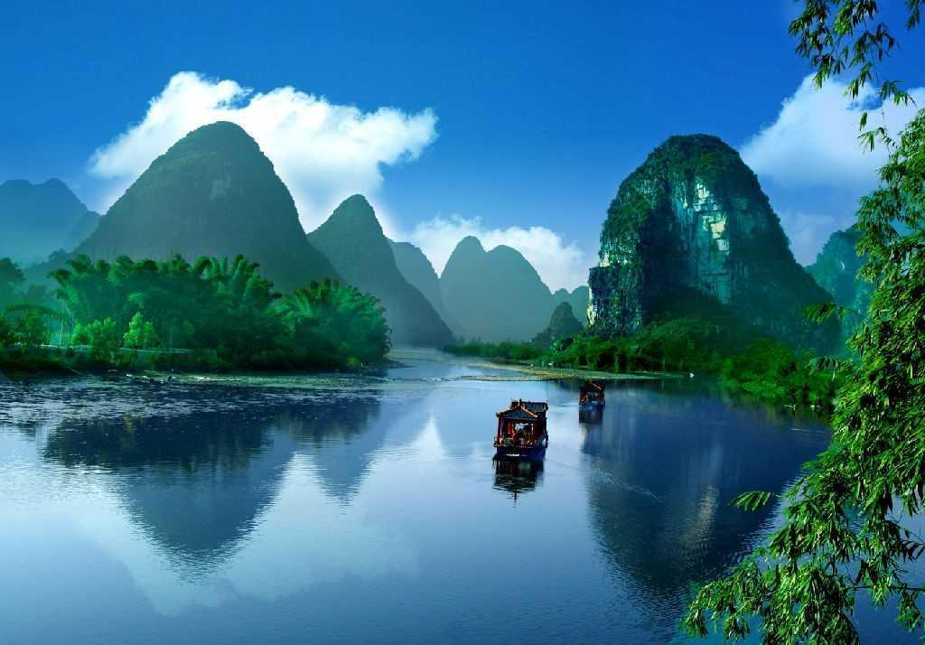 桂林山水无线覆盖